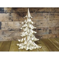 Gold Christmas Tree Table Ornament Decoration
