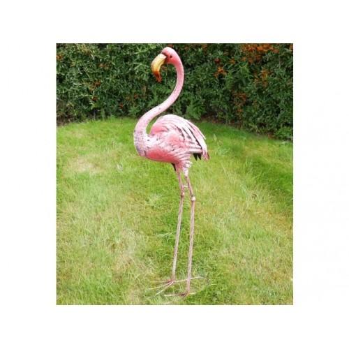 Large Flamingo Garden Decoration Ornament