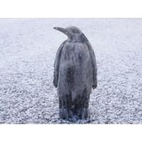 Stunning Penguin Lifelike Garden Ornament Statue