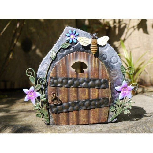 Magical Fairy Door Outdoor Garden Ornament