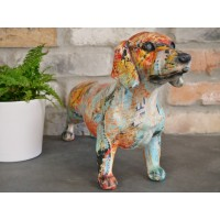 Dachshund Sausage Dog Pet Statue Figure Ornament