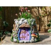 Fun & Quirky Fairy House Outdoor Garden Planter